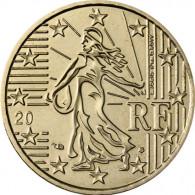 Frankreich 10 Cent 2005 bfr. Säerin