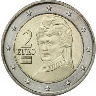 Österreich 2 Euro Kursmünze  2014 Berta von Suttner Gedenkmünzen KMS Banknoten Zubehör bestellen