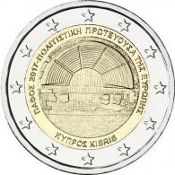 2 Euro Sondermünze Phapos aus Zypern bei Historia Hamburg bestellen