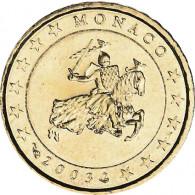 Monaco 10 Cent 2003