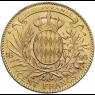Monaco-100-Francs-1889-1922-Albert-I-II