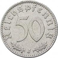 J.372 - 50 Pfennig 1939 -1944