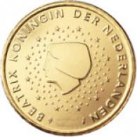 Niederlande 50 Cent 2002 bfr. Königin Beatrix