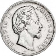 J. 42 -  Bayern 5 Mark Ludwig II 1874-1876