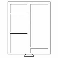 322066 -  Münzenbox XL variabler Einteilung