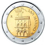 San Marino 2 Euro 2006 bfr. Regierungspalast