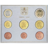 Vatikan 3,88 Euro 2020 Stgl. KMS im Folder
