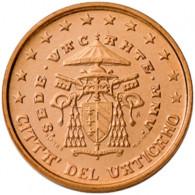 Vatikan Euromünzen Sede Vacante Sedisvakanz 2005