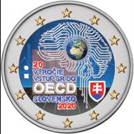 Slowakei 2 Euro 2020 OECD FARBE