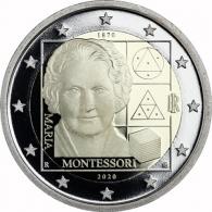 Italien-2-Euro-Maria-Montessori-PP-I