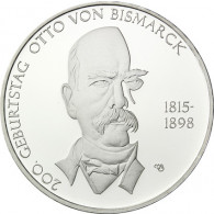 Otto von Bismarck 10 Euro 2015 PP