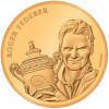Schweiz 50 Franken 2020 PP Roger Federer
