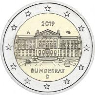 2 Euro Bundesrat 2019 online bestellen A