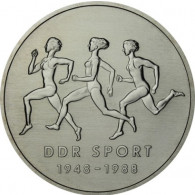 J.1623 - DDR 10 Mark 1988 bfr. Sportbund