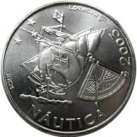 Portugal 10 Euro 2003 Stgl. Ibero-Amerikanische Serie  - Nautica