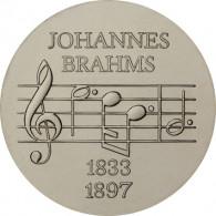J.1540 - DDR 5 Mark 1972 - Johannes Brahms SONDERPREIS