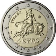 Kursmünzen Griechenland