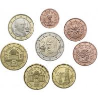 Österreich 3,88 Euro 2002 Kurssatz bankfrisch