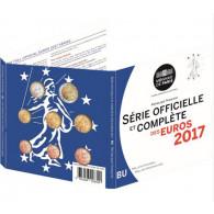 Frankreich 3,88 Euro 2017 stgl. KMS im Folder