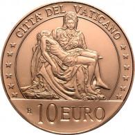 Vatikan 10 Euro 2020 Kunst und Glaube