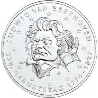 Silbermünzen 20 Euro 2020 250. Geb. Ludwig van Beethoven