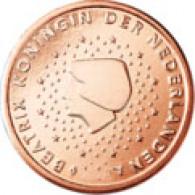 Niederlande 2 Cent 2002 bfr. Königin Beatrix