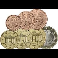 Deutschland-1-Cent-1-Euro-J