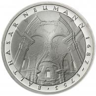 Deutschland 5 DM Silber 1978 Stgl. Balthasar Neumann