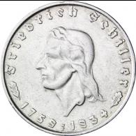 Deutsches-Reich-2-Reichsmark-1934-F-Friedrich-Schiller-1