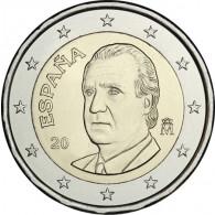 Spanien 2 Euro 2012 bfr. König Juan Carlos I.
