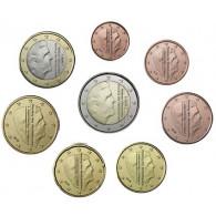 Euro Muenzen Kurssatz Niederlande 2015 in Münzstreifen prägefrisch