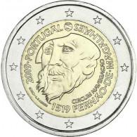 2 Euro Portugal  500 Jahre Magellan Weltumsegelung 2019 Gedenkmünzen bestellen