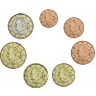 Belgien  1,88 Euro 2012 bfr. KMS 1 Cent - 1 Euro lose