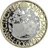 Vatikan 5 Euro 2021 500. Todestag Papst Leo X PP II_shop