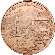 5 Euro Münze Oberösterreich 2016 in Kupfer