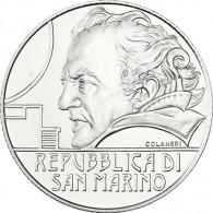 San Marino 5 Euro Gedenkmuenzen 2013 Fellin