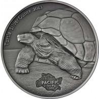 1 Oz Silber Schildkröte 2013