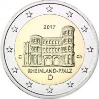 2017 - 2 Euro Porta Nigra