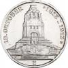 Kaiserreich 3 Mark 1913 Sachsen Völkerschlachtsdenkmal Leipzig zum Sonderpreis I