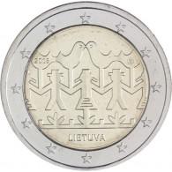 2 Euro Sondermünze Gesang und Tanzfestival aus Litauen online bestellen
