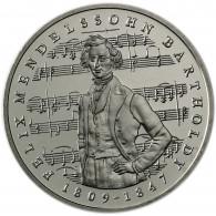 Deutschland 5 DM 1984 Stgl. Felix Mendelssohn Bartholdy