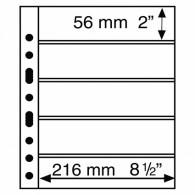 312953 -  Grande Hülle 5 S (Schwarz) 5er Pack