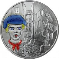 Frankreich 1,5 Euro 2002 PP Les Misérables - Gavroche