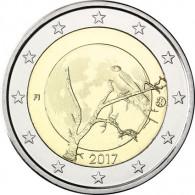 2 Euro Gedenkmünzen 2017 Finnland Finnische Natur