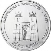 Portugal 10 Euro 2005 stgl.  Architektur und Bauwerke - Ibero-Amerikanische Serie