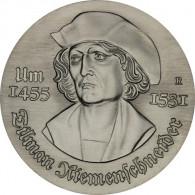 5 Mark Münze Tilman Riemenschneider von 1981
