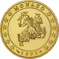 Monaco 10 Cent 2002