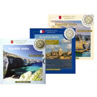 Malta Kursmünzensatz 3,88 Euro