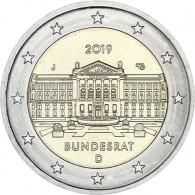Gedenkmünze Bundesrat 2019 bei Histora Hamburg bestellen