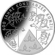 Deutschland 10 Euro 2014 PP Konztanzer Konzil